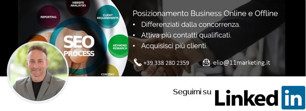 Consulente Marketing Strategico, Elio Castellana, Digital Marketing Manager, Esperto SEO SEM
