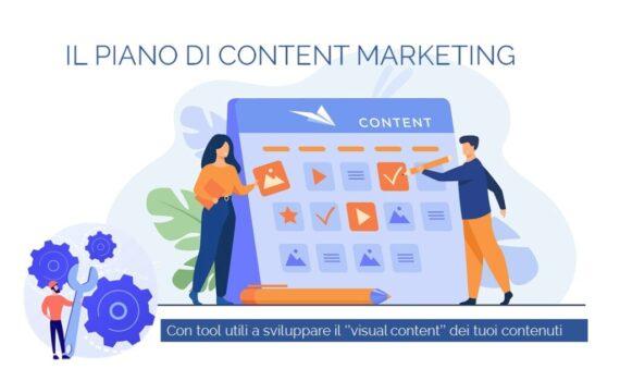 Guida al Piano di Content Marketing