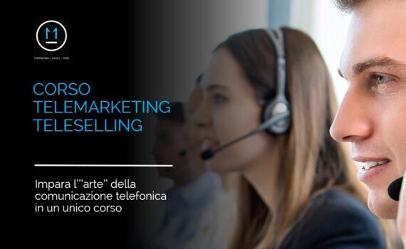 corso teleselling telemarketing